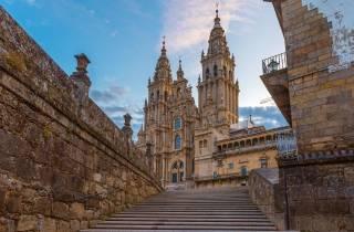 Ab Porto: Tagestour nach Santiago de Compostela