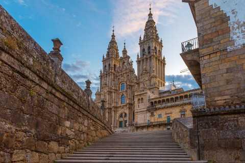 Santiago de Compostela Full-Day Tour From Porto