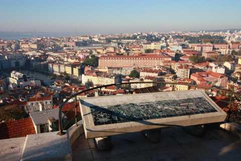 Lissabon: Halbtägige Sightseeingtour mit dem Bus