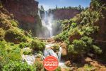 Marrakech: Ouzoud Waterfalls Day Trip & Optional Boat Ride