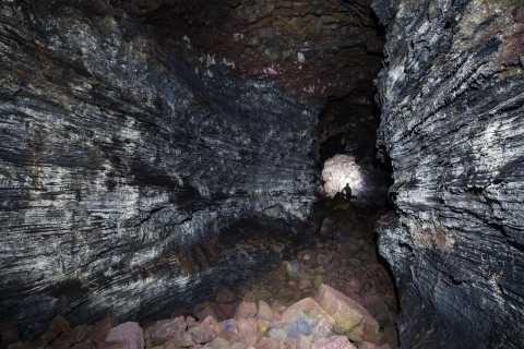 Raufarhólshellir: Lava Falls Adventure Tour