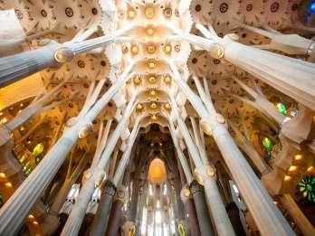 Ohne Anstehen: Führung durch die Sagrada Familia & Ticket