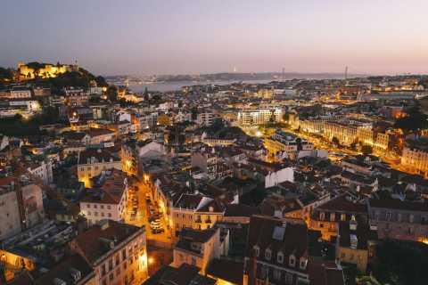 Lissabon: Abendliche Tour mit Fado-Show