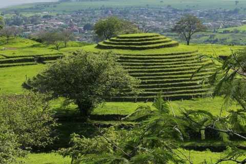 De Guadalajara: excursão de dia inteiro às pirâmides de Guachimontones