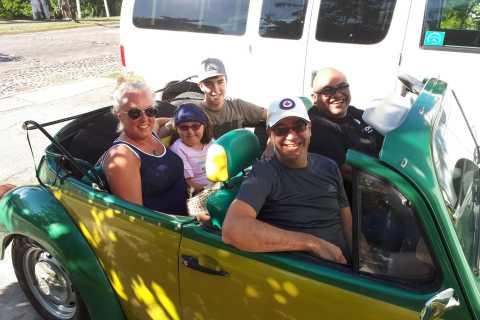 Puerto Vallarta: City & Taco Tour in VW Beetle Convertible