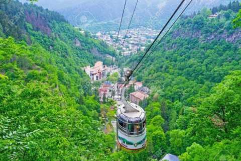 From Tbilisi: Borjomi City Tour and Thermal Baths