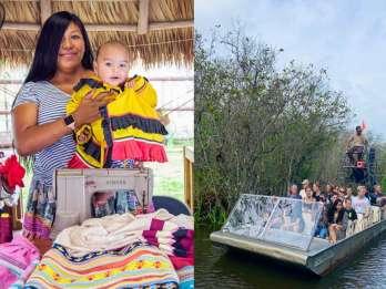 Miami Beach: Miccosukee & Everglades Airboat Tour