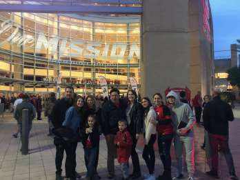 Houston Rockets Game Day Tour mit Tunnelzugang