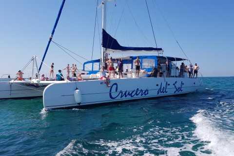 Varadero: Catamaran Cruise to Cayo Blanco