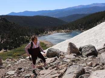 Denver: Gletscherwanderung und geothermische Höhlenbecken