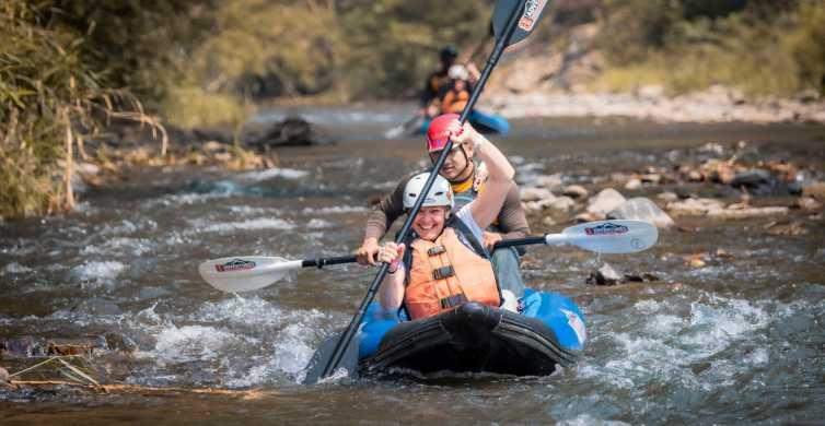 Chiang Mai: tour inflable en kayak por el río Teang
