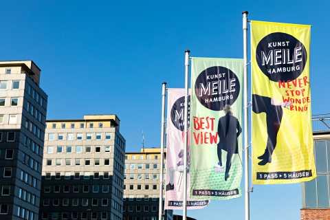 Hamburg: 3-Day Art Exhibition & Gallery Pass