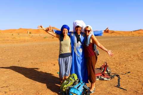 From Ouarzazate: Private 2-Day Tour to Erg Chegaga