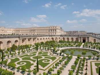 Château de Versailles: Die Musikgärten