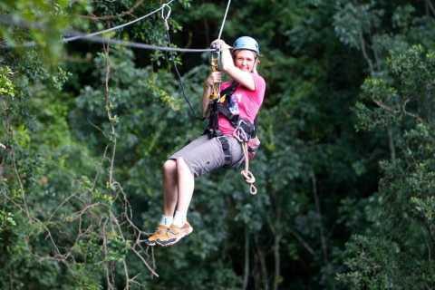 Drakensberg: Zip Line Canopy Tour
