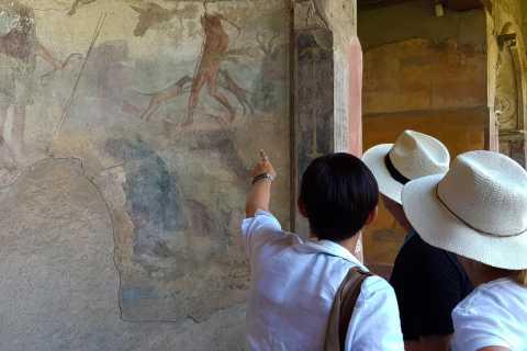 Pompéia: excursão privada sem filas às ruínas de Pompéia