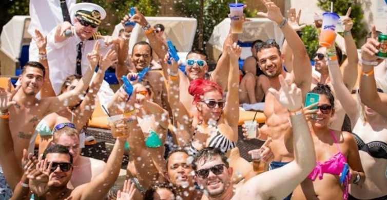 Las Vegas: 4-Hour Rockstar Pool Party Tour