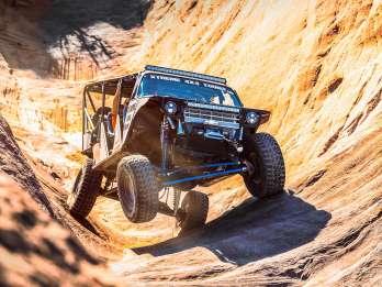 Moab: Hells Revenge Trail Offroad-Abenteuer