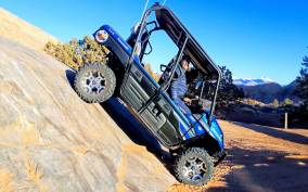 Moab: Self-Drive 2.5-Hour Hells Revenge 4x4 Guided Tour