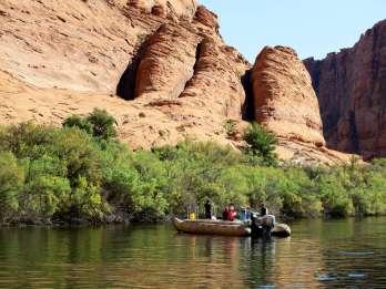 Grand Canyon: Glen Canyon und Horseshoe Bend Raft Trip