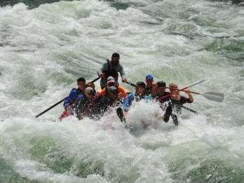Jackson: Snake River Class 2-3 Wildwasser-Rafting-Abenteuer