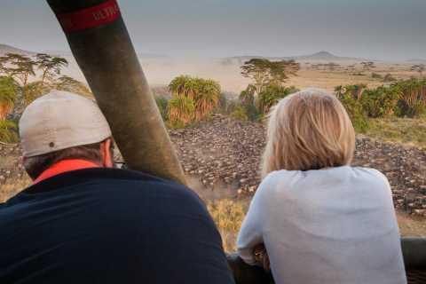 Serengeti National Park: Balloon Safari at Dawn
