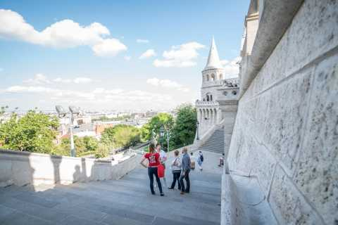 Lonely Planet Experiences: Small-Group Buda Castle Tour