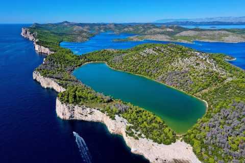 Parchi nazionali di Kornati e Telascica: tour in motoscafo di un'intera giornata