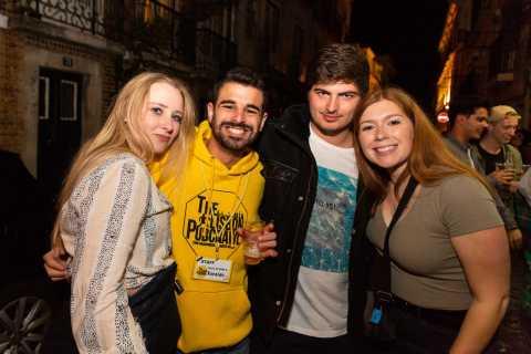 Lisbon: Alcohol-Free Pub Crawl