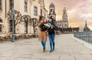 Dresden: Tour durch die Highlights des Stadtzentrums