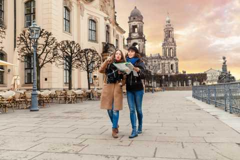 Dresden: City Center Highlights Tour