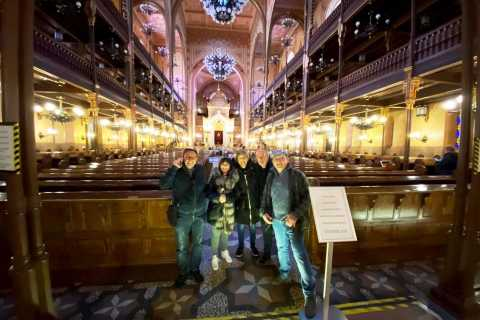 Jewish Budapest: 3-Hour Historical Walking Tour