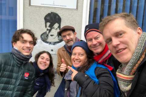 David Bowie in Berlin: 3-hour Tour with a Historian