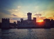 Sirmione: Geteilte Sunset Boat Tour