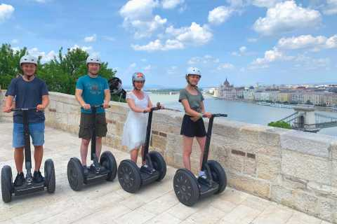 Budapest: 1.5-Hour Fun Segway Sightseeing
