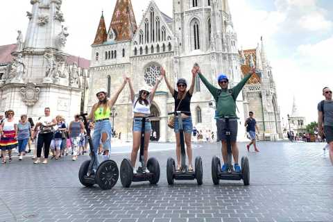 Budapest 1-Hour Express Segway Experience