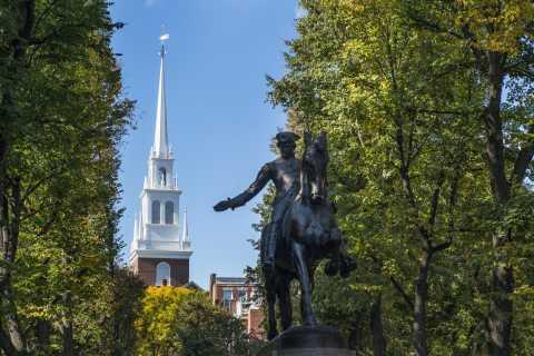 Boston: Freedom Trail North End Walking Tour