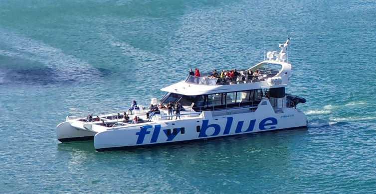 Málaga: viaje en catamarán