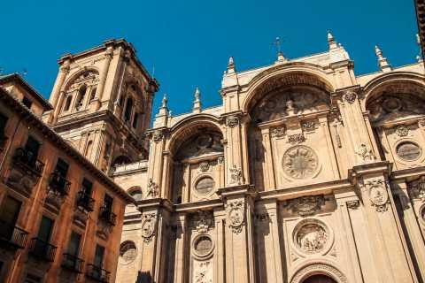Granada: Historical City Center Walking Tour