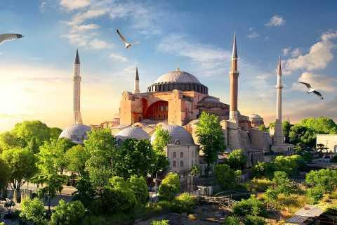 Istanbul: Hagia Sophia Skip-the-Line Ticket & Audio Guide
