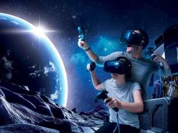 Los Angeles: Zeitreise Virtual Reality Escape Room