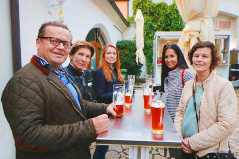 Prague: Private 3-Hour Monastery Brewery Segway Tour + Beers
