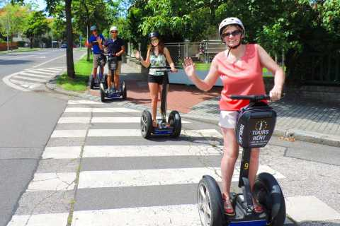 Prague: 3-hour Brewery Segway Tour including Monastic Beers