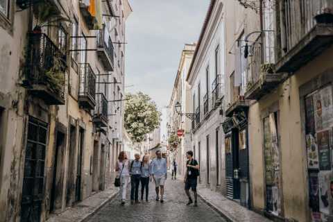 Lisbon: Bairro Alto and Chiado Guided Tour