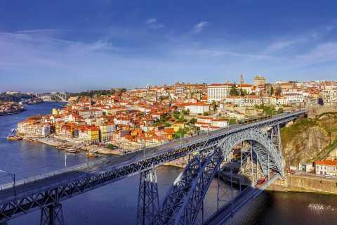 Tour di mezza giornata a Porto e degustazione di vini a Caves Croft