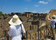 Von Sorrent: Private Skip-the-Line VIP Pompeji Tour