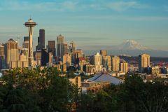Seattle: passeio de ônibus pela cidade de 3 horas