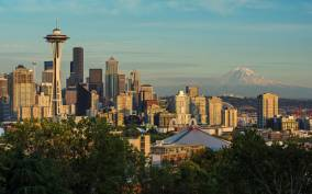 Seattle: 3-Hour City Tour by Bus