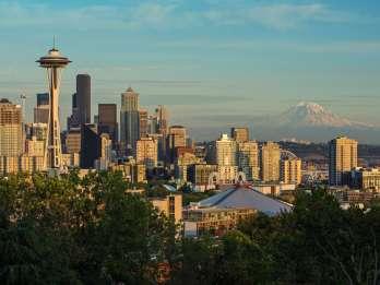 Seattle: 3-stündige Stadtrundfahrt mit dem Bus