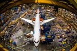 From Seattle: Boeing Factory Tour